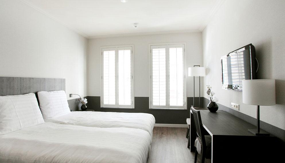 Badkamer Gezellig Maken : Habitaciones fletcher hotel restaurant nautisch kwartier